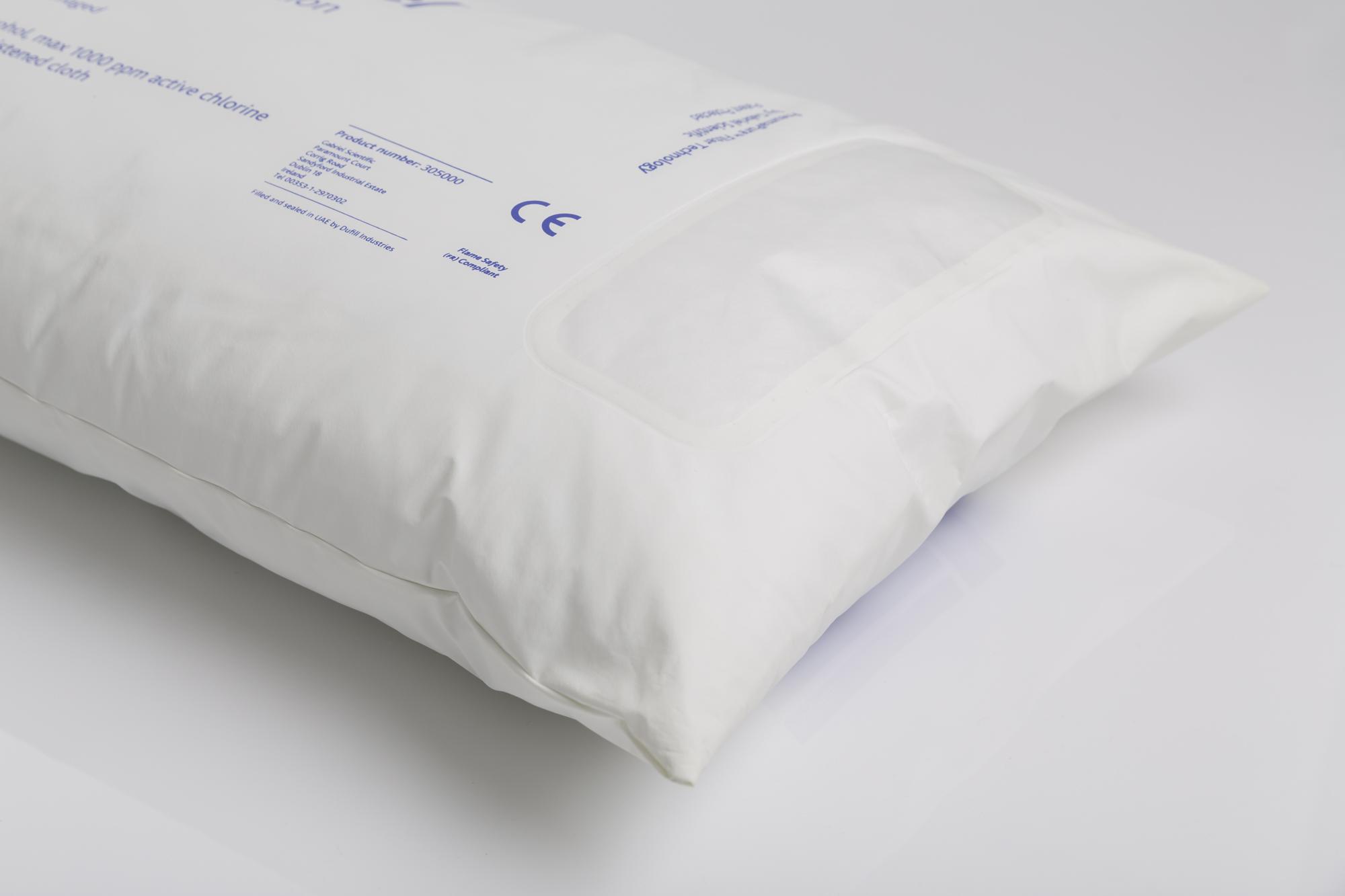 Standard Fibre Pillow Sleep Angel